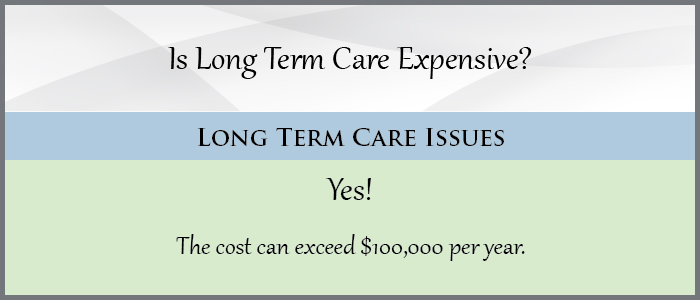 Is Long Term Care Expensive?